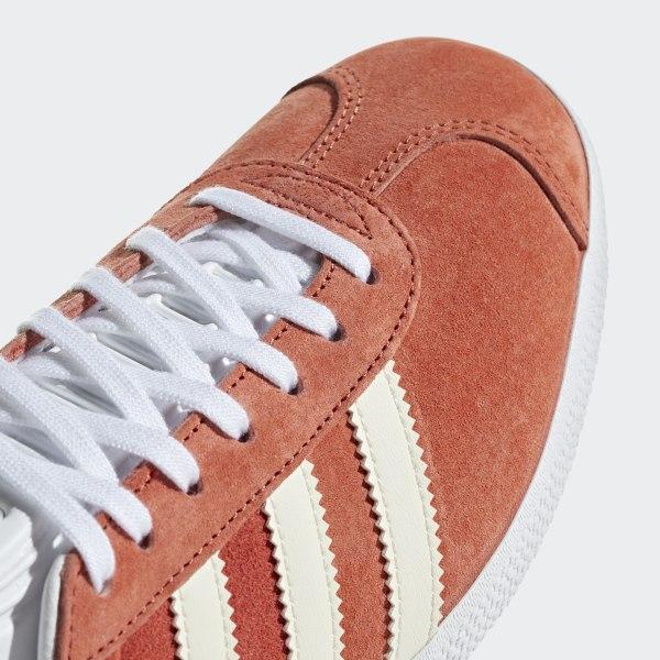 2gazelle adidas rose et orange