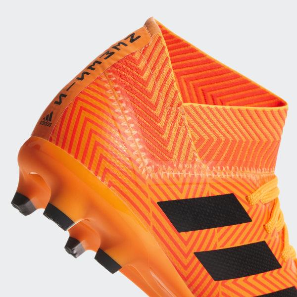 adidas Nemeziz 18.3 FG Fußballschuh Orange   adidas Deutschland