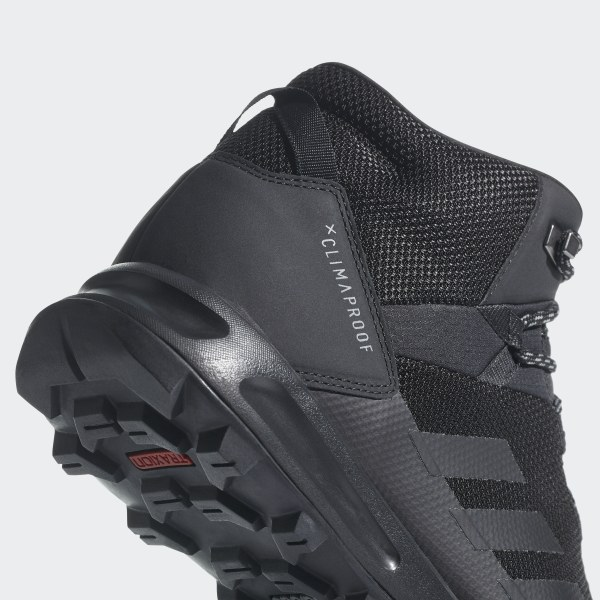 adidas Terrex Tivid Mid Climaproof Hiking Shoes - Black | adidas US