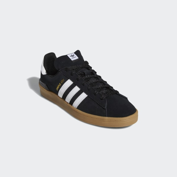adidas Campus ADV Shoes - Black | adidas US