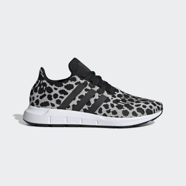 Swift Run Shoes Raw White / Core Black / Carbon BD7962