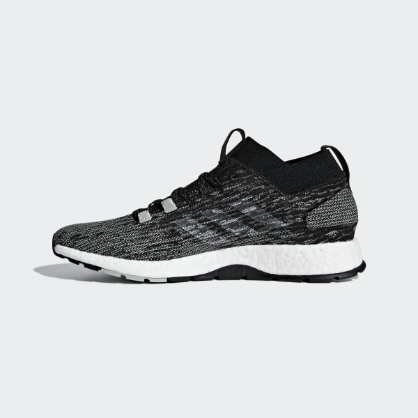 adidas Pure Boost RBL LTD Core Black Grey Ash Silver