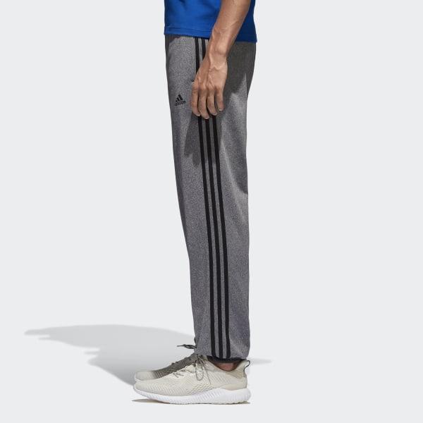 Calça Essentials 3 Stripes Cinza adidas | adidas Brasil