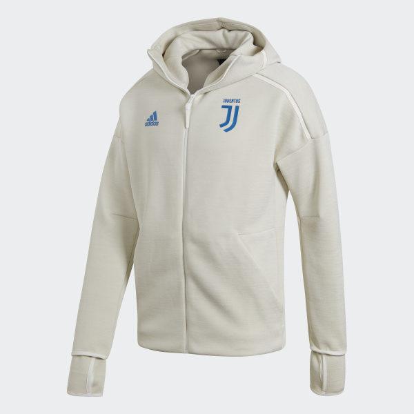 adidas Juventus adidas Z.N.E. Hoodie White | adidas US