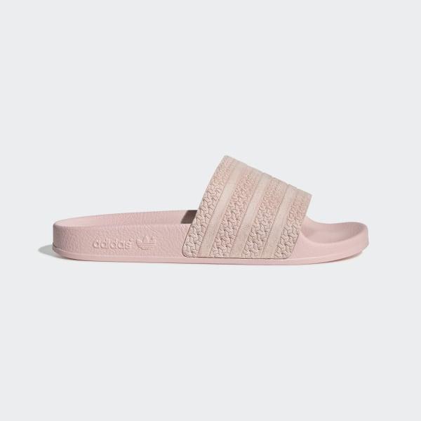 get cheap great look meet adidas Adilette Slides - Pink   adidas Belgium