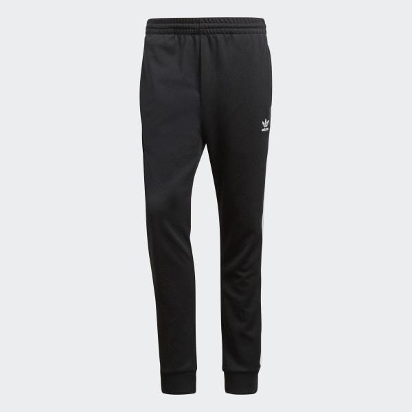 adidas SST Track Pants Black | adidas US