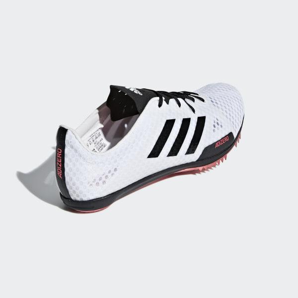 adidas Adizero Ambition 4 Spike Schuh Weiß | adidas Deutschland