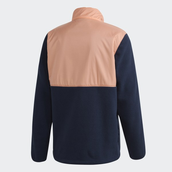 adidas Winterized Track Jacket Blue | adidas US