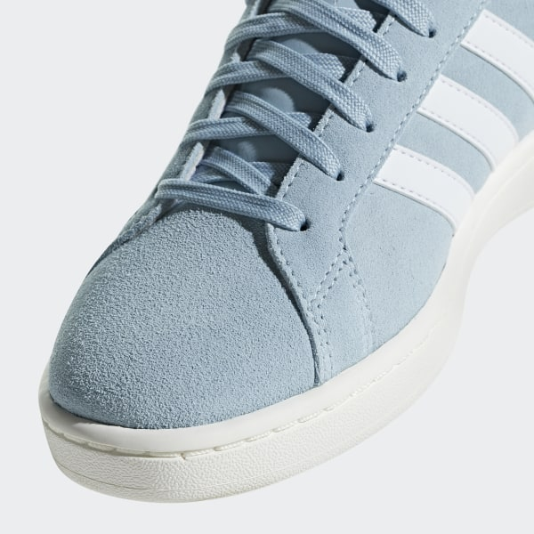 adidas Grand Court Schuh Blau | adidas Switzerland