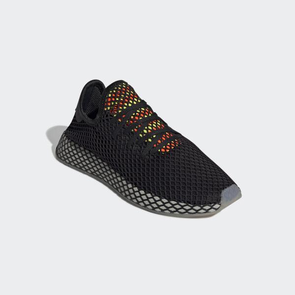 adidas Deerupt Runner Schuh Schwarz   adidas Austria
