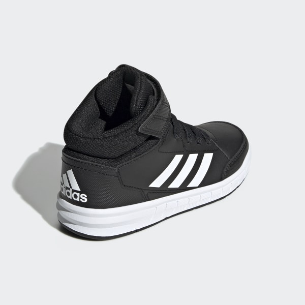 adidas AltaSport Mid Shoes - Black | adidas UK