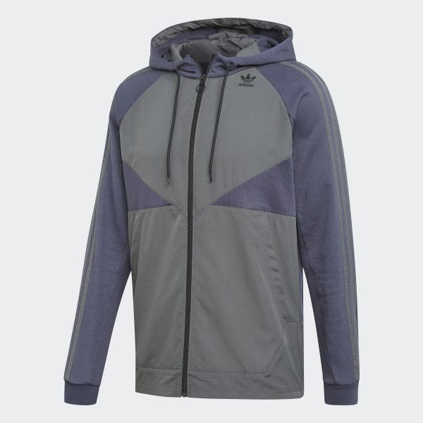 new high popular stores reasonable price adidas PT3 Full-Zip Hoodie - Blue | adidas Belgium