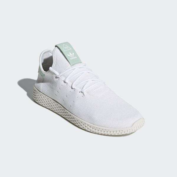 Deutschland Adidas Frauen Pharrell Williams Tennis Hu Grau