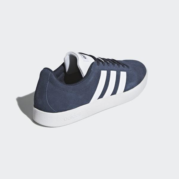 adidas vl court suede shoes mens