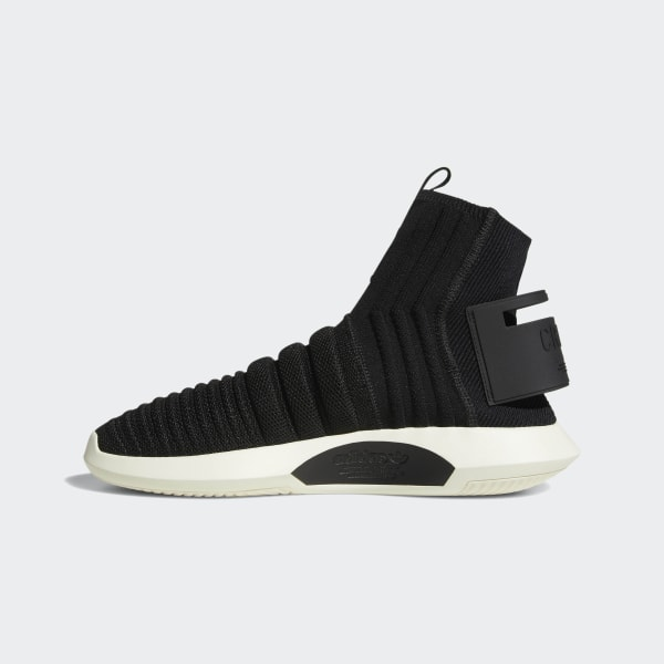 adidas Crazy 1 ADV Primeknit Sock Shoes Black | adidas US