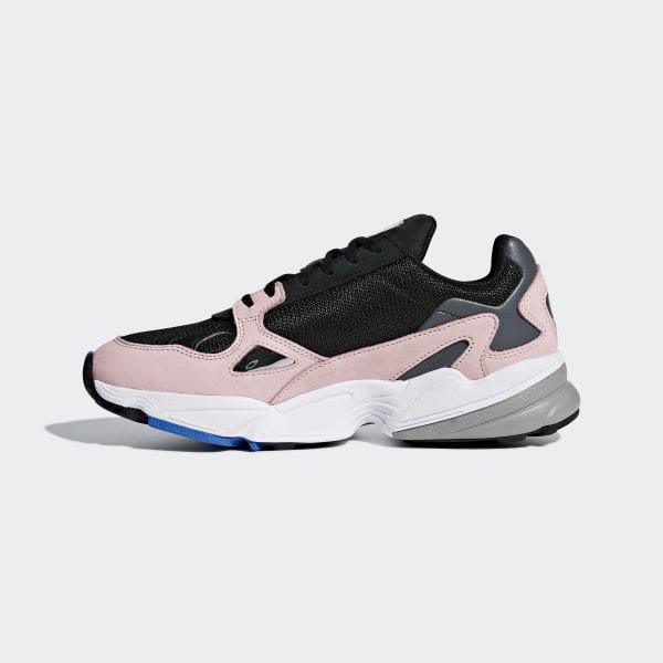 adidas falcon black pink price off 64