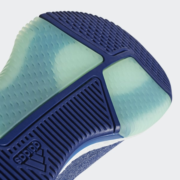 adidas CrazyTrain Elite Shoes Blue | adidas US