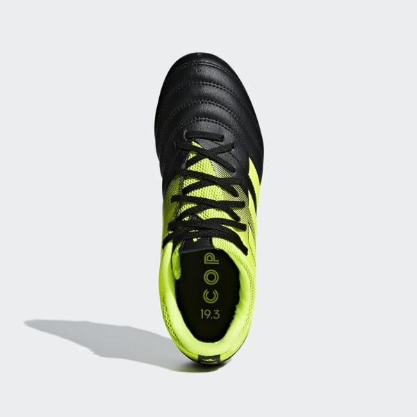 Scarpe da calcio Copa 19.3 Firm Ground Nero adidas   adidas Switzerland