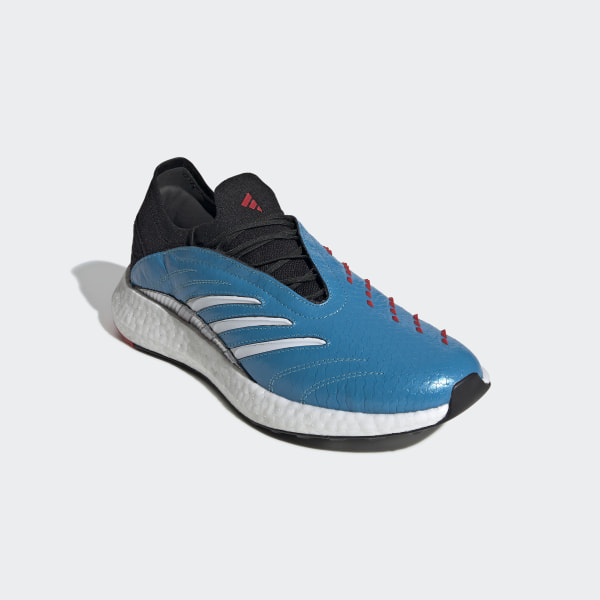 Predator Archive Voetbalsneakers Core Black / Cloud White / Red EH2942