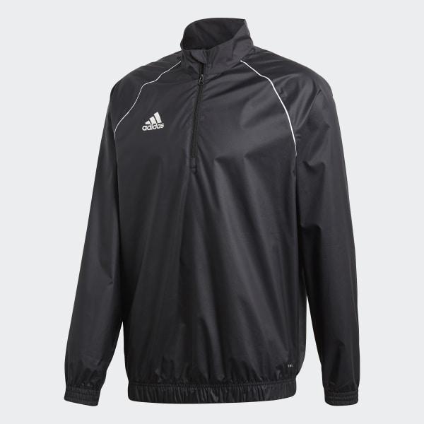 adidas Herren Windbreacker Jacke Core 18 Kleidung