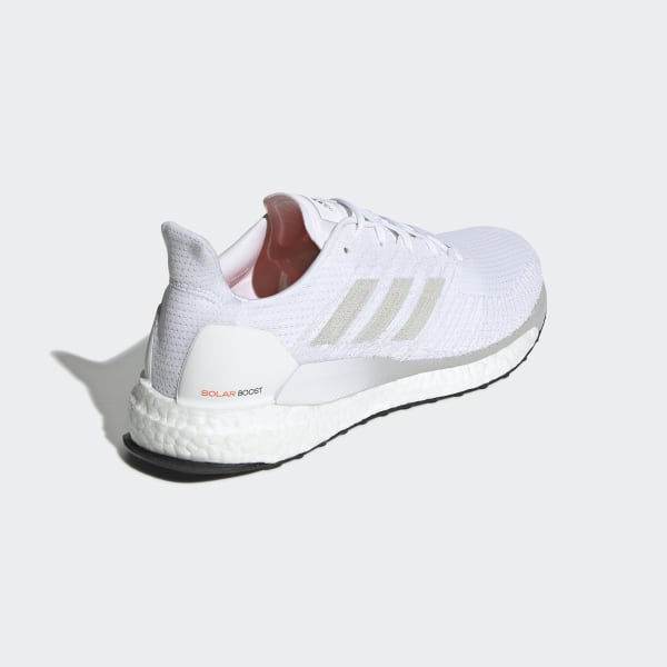 Adidas Solar Boost 19 Men's Running Shoes WhiteGrey