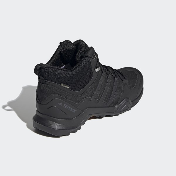 adidas Terrex Swift R2 Mid GTX Shoes - Black | adidas UK