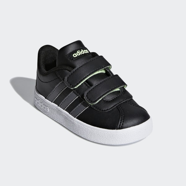 adidas VL Court 2.0 Schuh Schwarz   adidas Deutschland