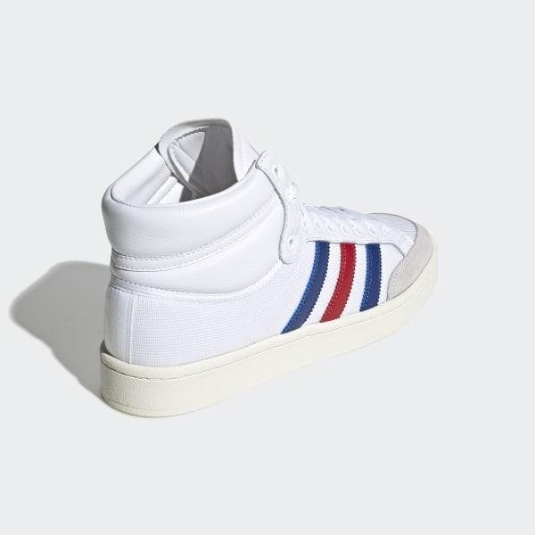 adidas Americana Hi Shoes White | adidas US