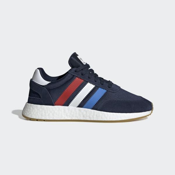 adidas Ed Stripe Short (schwarz blau)   43einhalb Sneaker Store