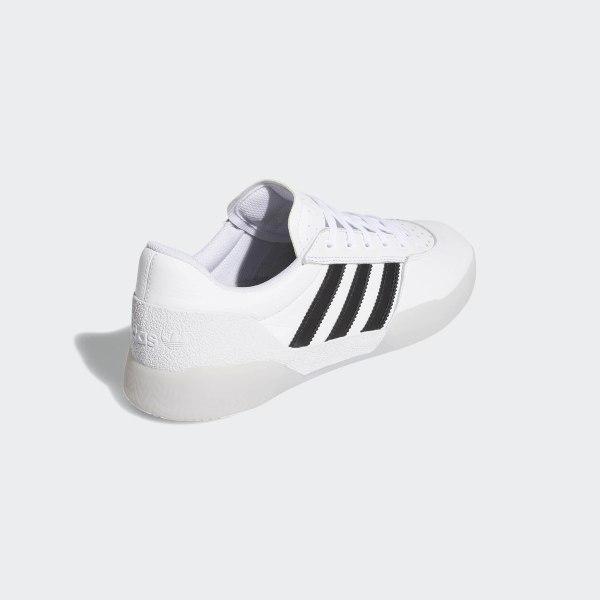 adidas City Cup Schuh Weiß | adidas Deutschland