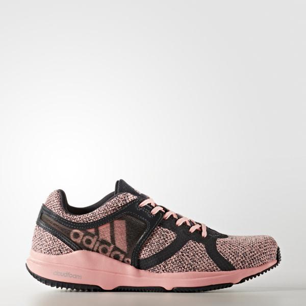 Zapatillas Para Correr Adidas Crazytrain Cloudfoam Gris