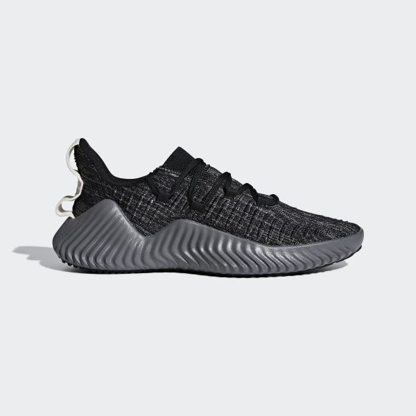 adidas Alphabounce Trainer Shoes - Black | adidas Australia