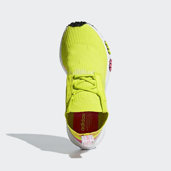 adidas NMD_Racer Primeknit Schuh Gelb   adidas Deutschland