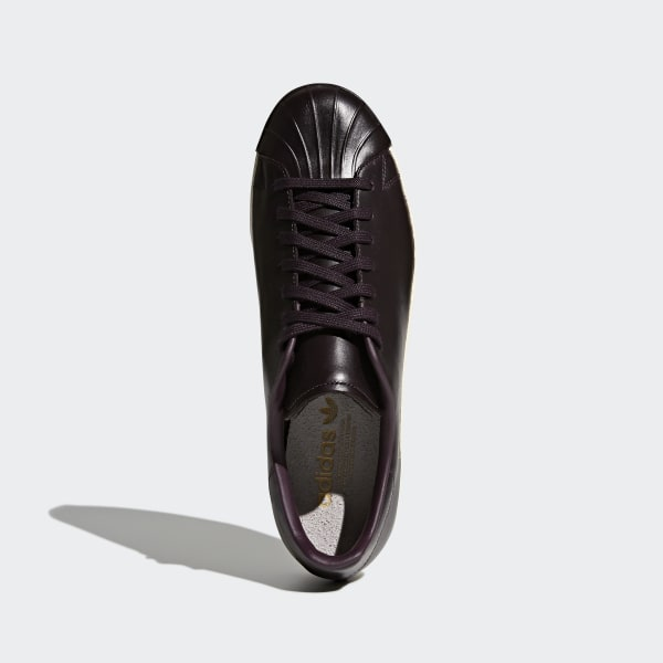 adidas Superstar 80s Clean Schuh Braun | adidas Deutschland