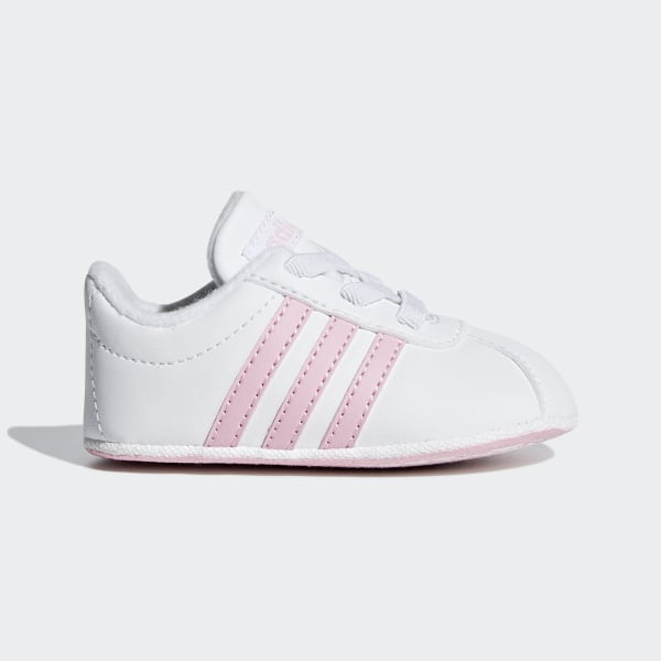 adidas VL Court 2.0 Shoes White | adidas Finland