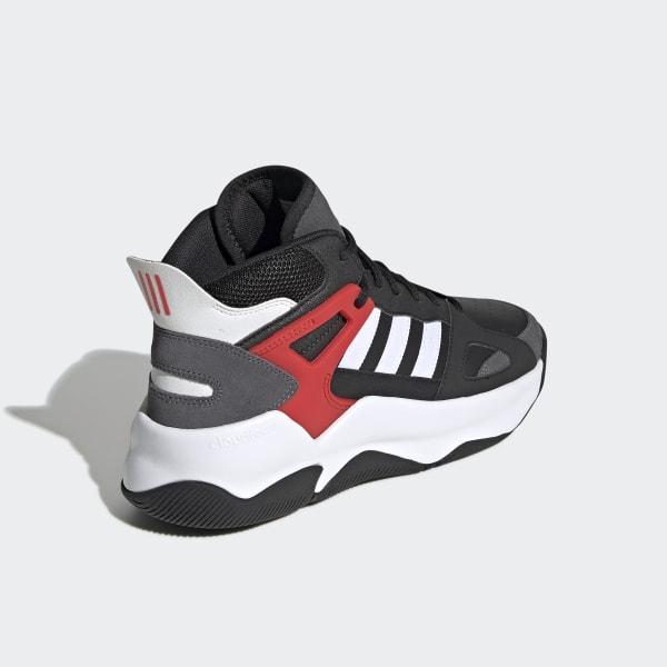 adidas Streetspirit Shoes Black | adidas Turkey