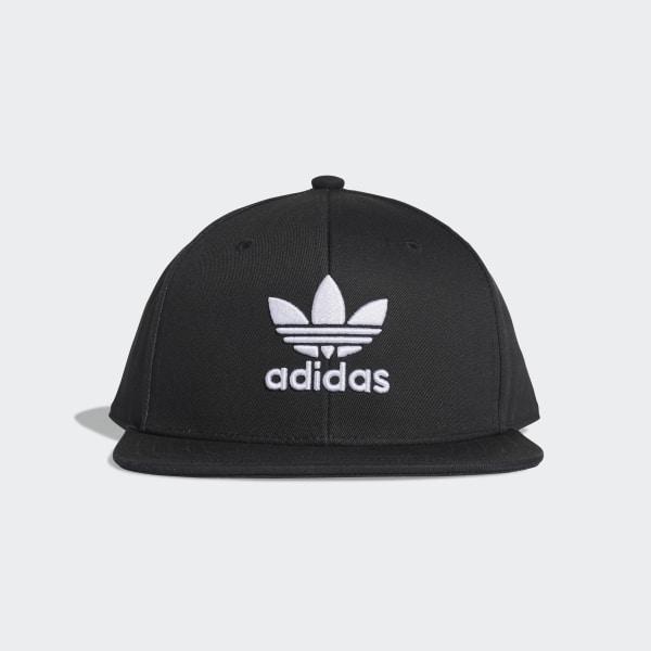 adidas Originals Trefoil Cap In Grey