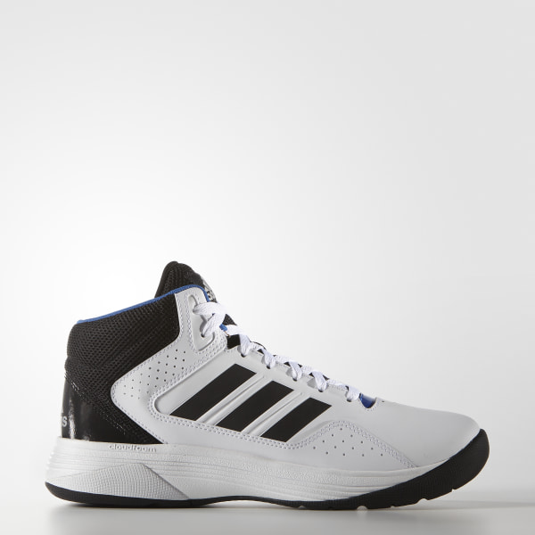 adidas Cloudfoam Ilation Mid Shoes White adidas US    adidas Cloudfoam Ilation Mid Shoes Hvid   title=          adidas US