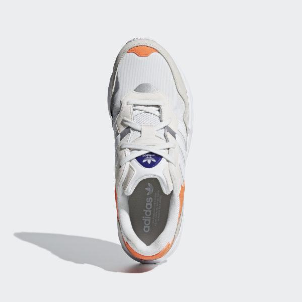 adidas Originals Uomo Sneaker Temper Run in marrone Inserti