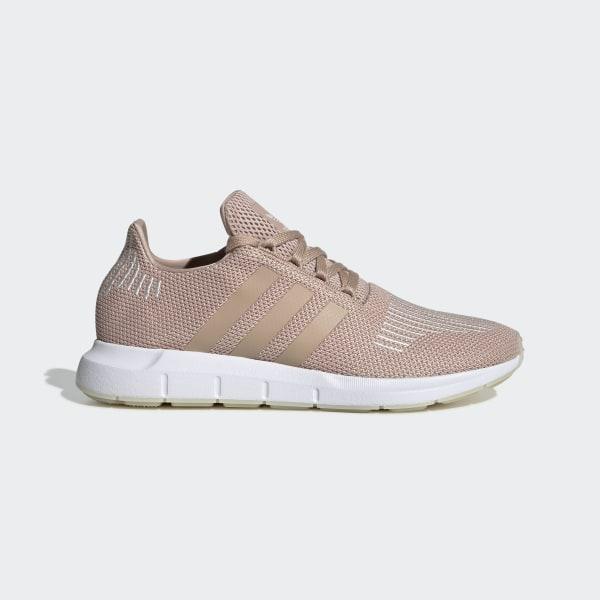 Adidas Swift Run W Shoes ash pearloff whitefootwear