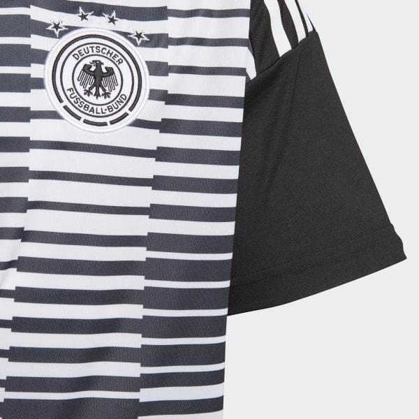 adidas DFB Pre Match Shirt Schwarz | adidas Deutschland