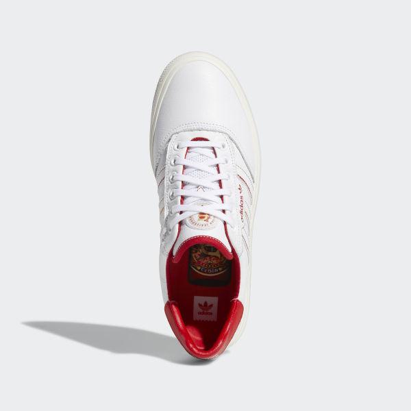 muy baratas modelado duradero venta reino unido adidas 3MC Vulc Evisen Shoes - White | adidas New Zealand