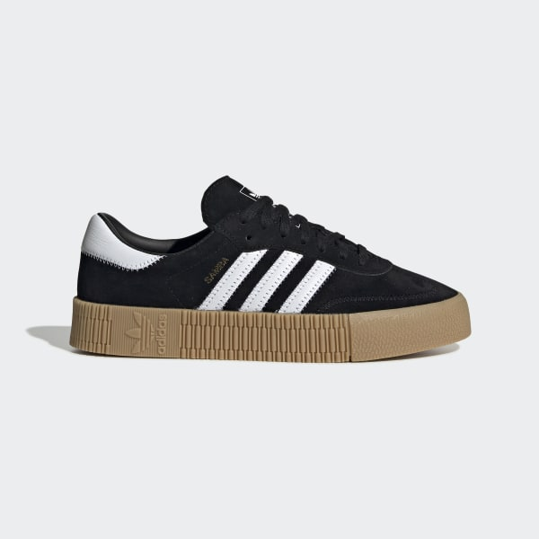adidas SAMBAROSE W Black | adidas Finland