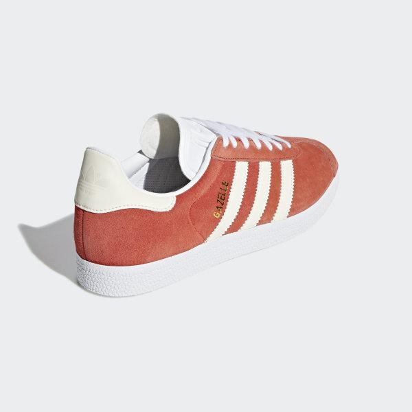 adidas gazelle rose orange