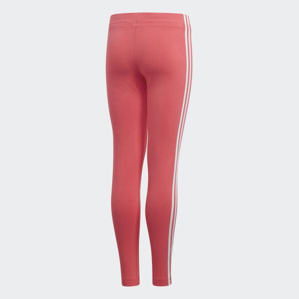 adidas Essentials 3 Stripes Legging roze | adidas Belgium