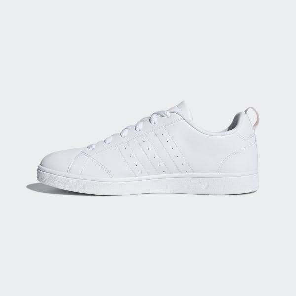adidas VS ADVANTAGE Herren Sneaker Weiß, Größenauswahl:47 13