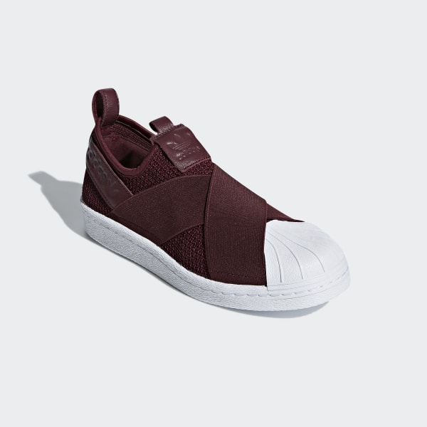 adidas superstar slip on enfant