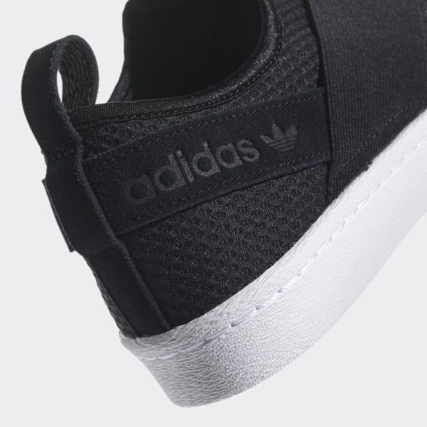 adidas Zapatillas Superstar Slip on Negro | adidas Argentina