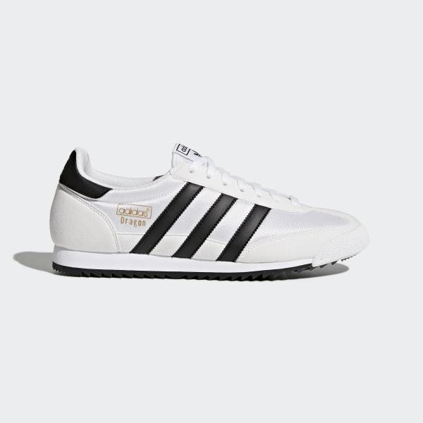adidas retro blanca zapatos
