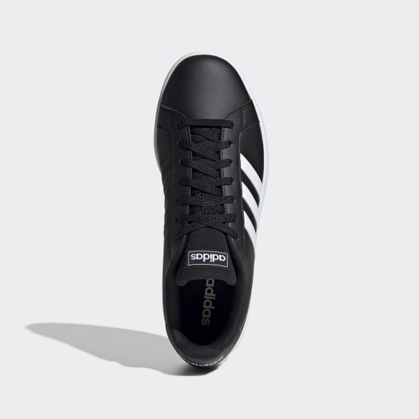 adidas grand court noir homme